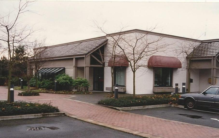 Together Center purchased strip mall in 1990.